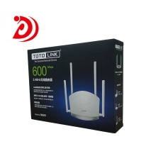 High Quality for Small Cardboard Boxes Wireless router color box packaging export to Spain Manufacturer