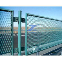 Highway Expanded Wire Mesh Fence (factory)