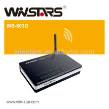 802.11G Wireless WIFI Router, 54Mbps 4 Port Wireless Router.