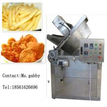 Máquina automática de fritadeira de peixe / Feijão Máquina de fritar