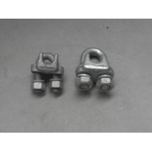 Hot DIP Galvanized Guy Clips, Wire Rope Clip (JK Series)