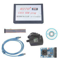 R270+ V1.20 BMW CAS4 Bdm Programmer Odometer Correction Km Tool Newest Version