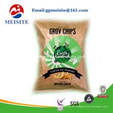 Embalaje de plástico de alta calidad Bolsa de bolsas de retorta para comida pre-cocinada