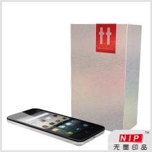 Custom hologram packaging boxes for phone case