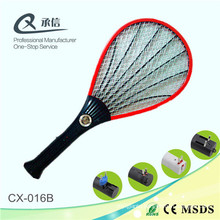 Beautiful Design Electric Rechargeable Mosquito Bat, Insect Killer, Insect Racket with CE, RoHS