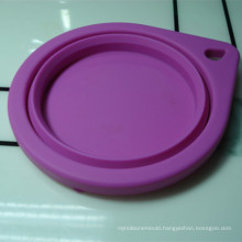 Eco-Friendly Silicone Container with Lid