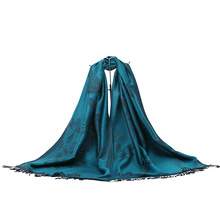 Frauen Großhandel Polyester Pashmina Winter Schal