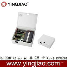 CCTV 16 Way Power Distribution Box with Battery Back-up