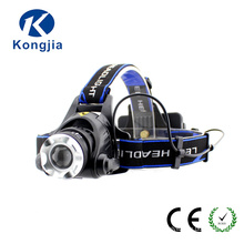 New Sale Adjustable Range Multi-Function Strong Light Best LED T6 10W Aluminum Hiking Camping Headlamp