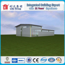Stahlbau modulares Haus
