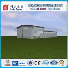 Estrutura de aço Casa modular