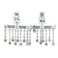 Boa qualidade e jóias de moda para a mulher 925 brinco de prata (e6485)