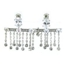 Хорошее качество и ювелирные изделия способа для серебра женщины 925 серебряных (E6485)