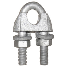 Hot-dip Galvanized Electric Line Fitting Guy Clip