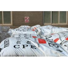 CPE135A, marque Hao Ming, modificateur d'impact en plastique, pour PVC, PP, PE, ABS, etc.