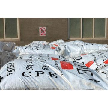 CPE135A, marca Hao Ming, modificador de impacto plástico, para PVC, PP, PE, ABS etc.