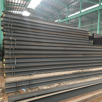 JIS Standard Q235 Ss400 Grade steel h beam