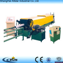 High quality square downspout roll forming machine, pipe sheet for roof water