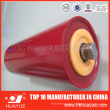 ISO Standard Belt Conveyor Rubber Roller
