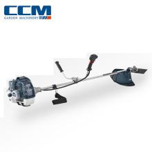Recortadora de césped de poste largo gasolina CC-139 cortadora de cepillo de hombro de jardín accionado cg430