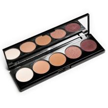 cosméticos multicoloridos da paleta da sombra Private Label