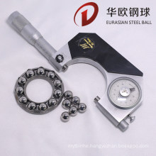AISI52100 40mm G40 Anti-Abrasive Chrome Steel Ball for Rolling Bearing