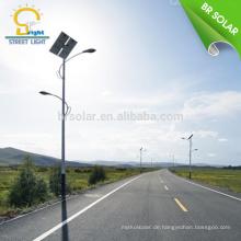 heißer Verkauf Hoch-Helligkeit Solarstraßenlaterne Projekt