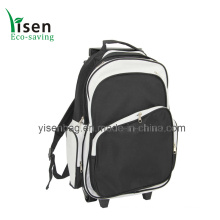 Fashion Design Trolley Backpack (YSTROB00-2761)