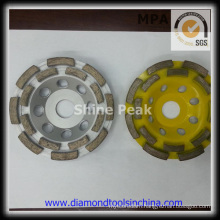 Cup Shaped Grinding Wheels for Concrete