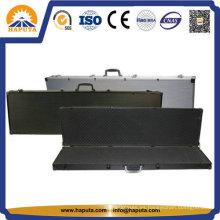 Caza Rifle aluminio pistola almacenamiento Estuche (HG-1507)