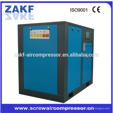 Air cooling 30KW screw air compressor 185cfm with silent
