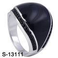 Costomized Jewelry 925 Sterling Silver Ring para Homem