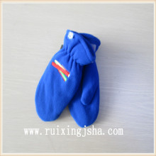 lovely warm wholesale fleece cheap kids mittens