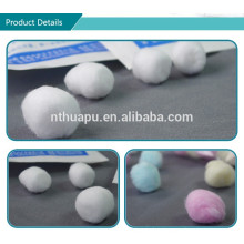 Высокое качество на заказ оптом одноразовые продукты синтетические ватные шарики