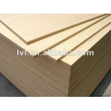 1220*2440*12mm pine plywood (furniture plywood )