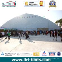 Открытый высокое качество алюминиевая рама пролетом Многоугольной цирк палатки для продажи
