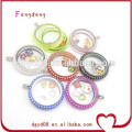 Medallones de cristal por mayor de alta calidad