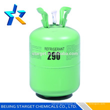 High purity R290 refrigerant gas