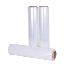 LLDPE Pallet Habd Use Polyethylene Stretch Film with Good Price 20 thickness Stretch Film