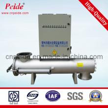Desinfectante del agua del golpecito Equipo de tratamiento de agua Esterilizador ULTRAVIOLETA (CE, SGS)