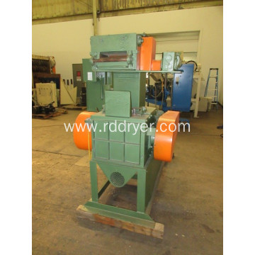 Dry roll press granulator machine to make pellet