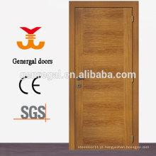 Portas de madeira externa de carvalho maciço