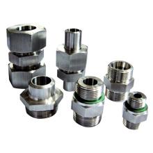 Hidráulica não padrão Hardware juntas juntas pneumáticas
