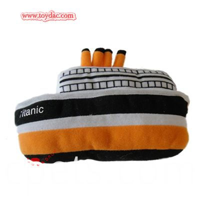 ship plush toy