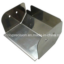 Подвергать механической обработке CNC лазер/Штемпелюя гнуть Сваривая части