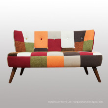 Latest Popular Wooden Sofa for Europe Home