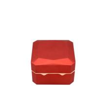 Luxury Fancy Gift Custom Wholesale Velvet Packaging Boxes Square Jewelry Box