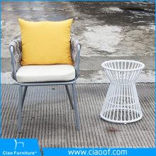 Cadeiras tecidas ao ar livre por atacado da fábrica