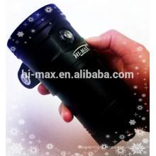 Fabriqué en Chine lampe de poche 5000 lumen