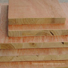 15mm 18mm Grade E1 E0 Melamine Faced Blockboard